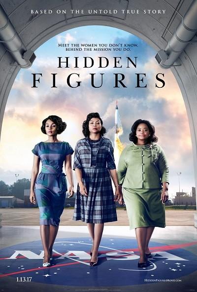 Gizli Sayılar – Hidden Figures 2016 m720p – m1080p DUAL TR-ENG – Film indir