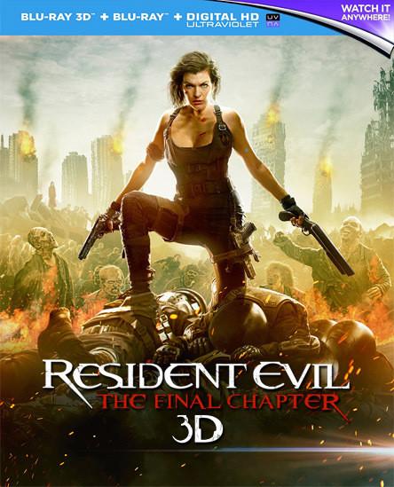 Resident Evil: Son Bölüm – 2016 – 3D HALF-SBS – TR/ENG