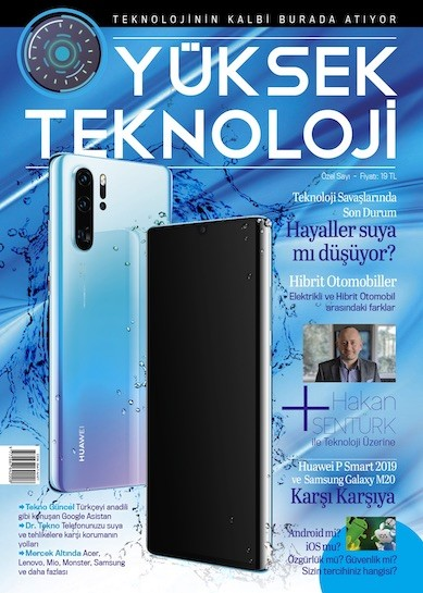 Yüksek Teknoloji Haziran 2019
