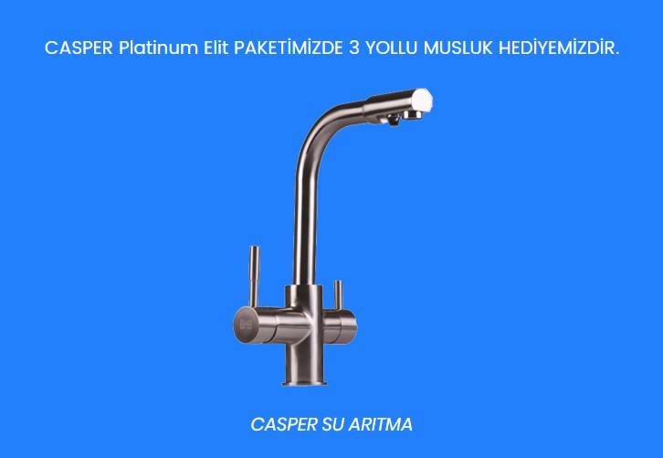 Kapalı Kasa Compact Su Arıtma Cihazı Pompasız