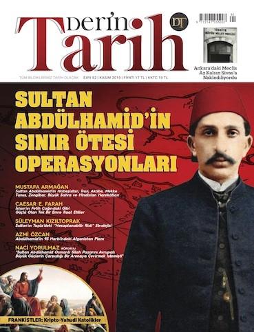 Derin Tarih Kasim 2019