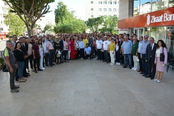 25 - 26 Mayıs 2019 tarihlerinde yapılan Antalya SMMM Odası 23. Olağan Seçimli Genel Kurulunu Çağdaş Demokrat Muhasebeciler Grubu Kazandı.