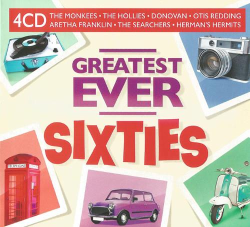 60'lı Yıllar En İyi Şarkılar (4 CD) (2020) full albüm indir