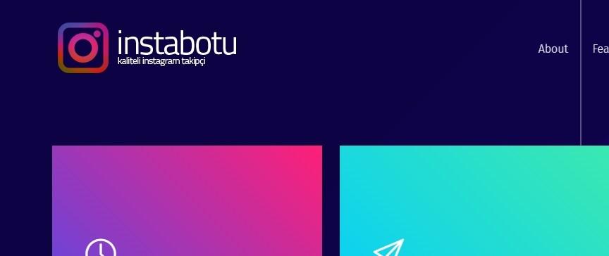 instabotu logo tasarımı