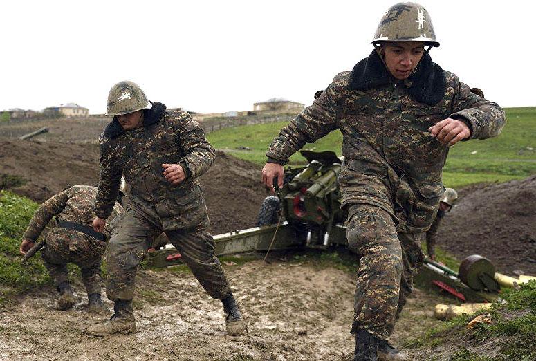 Rusiya Ermənistanla silah alışı üzrə 200 milyon dollarlıq müqaviləni ləğv edir