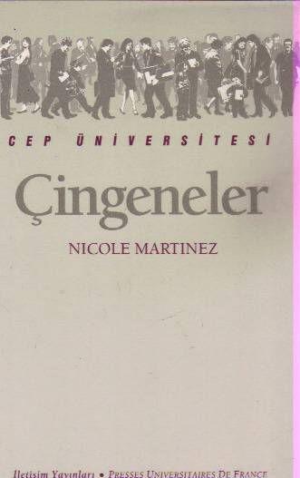 Nicole Martinez Çingeneler Pdf E-kitap indir