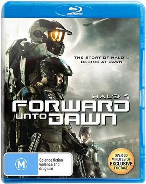 Halo 4 Şafağa Kadar Hücum - Halo 4 Forward Unto Dawn -1080p Dual