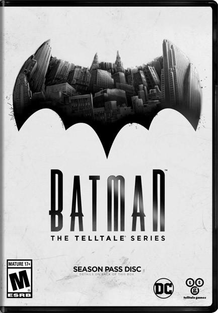 Batman: The Telltale Series - Episode 1   CODEX   Full Oyun
