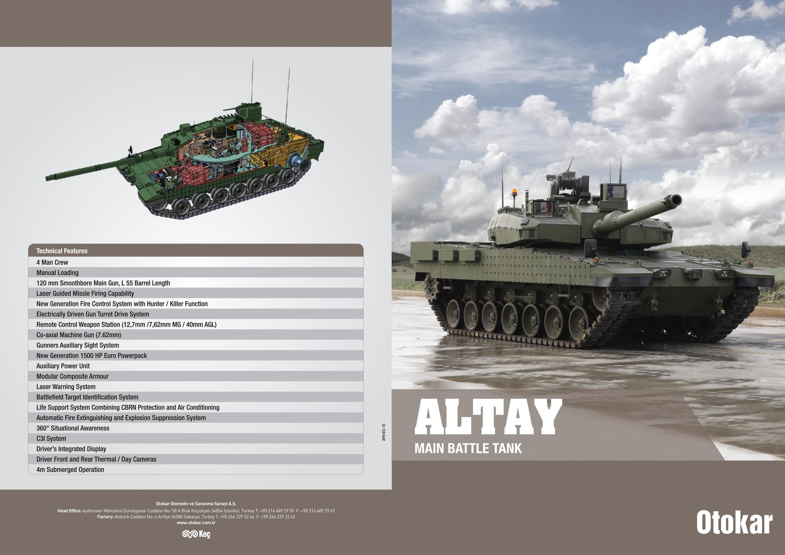 Altay Tank  MJWm6k