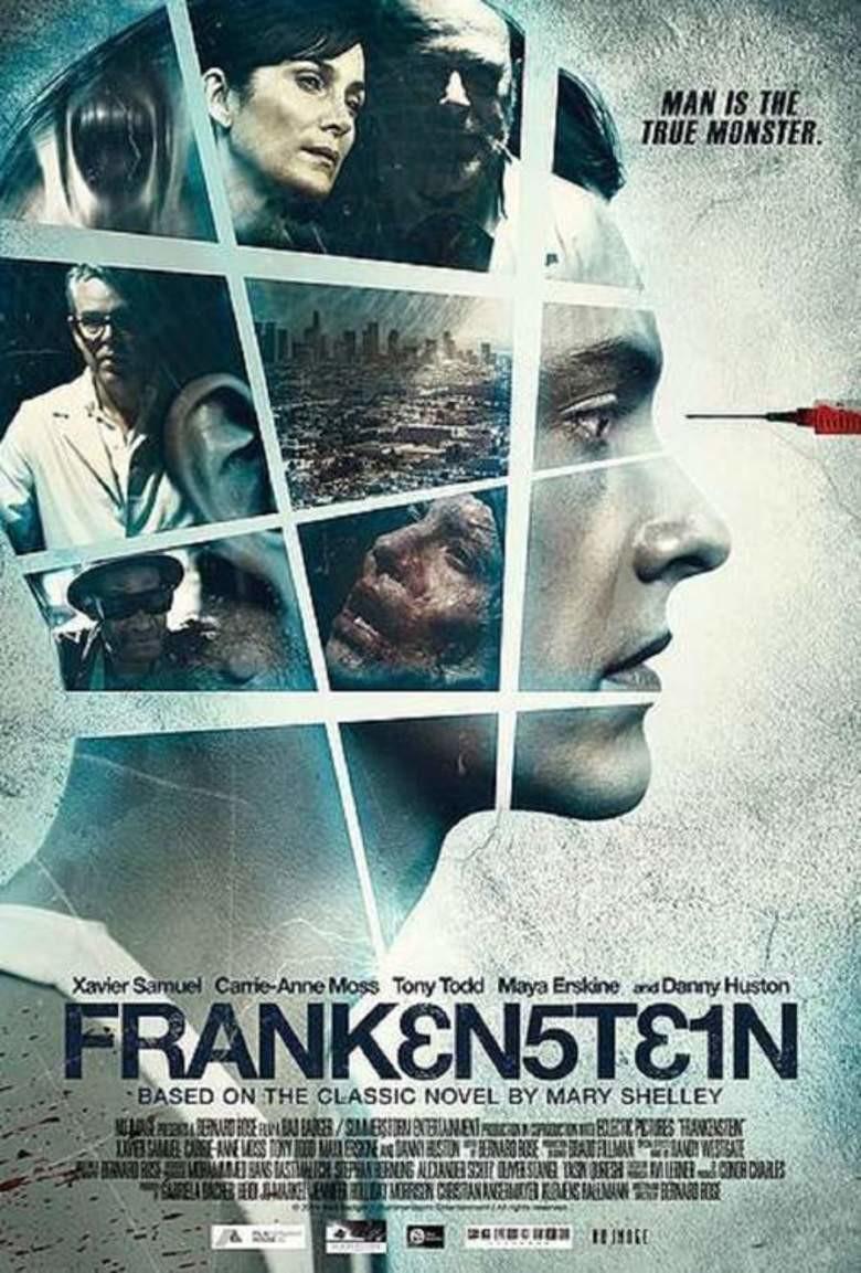 frankenstein film indir