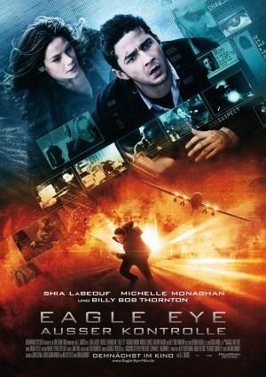 Kartal Göz – Eagle Eye Türkçe Dublaj izle – Tek Parça