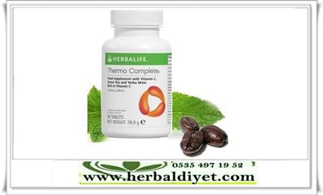 herbalife thermocomplete tabletleri,herbalife tableti,herbalife yag yakıcı