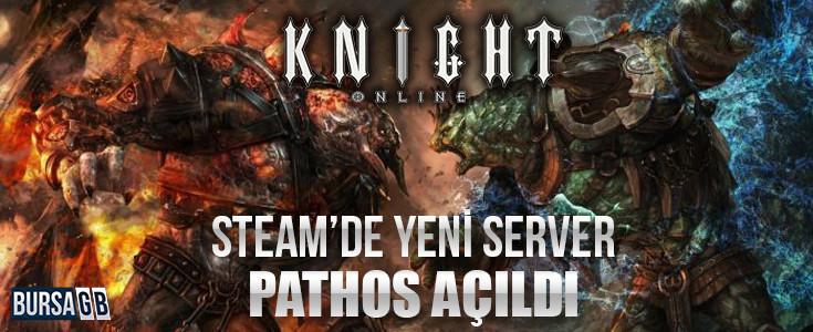 Steam Ko Yeni Sunucusu Pathos Hizmetinizde