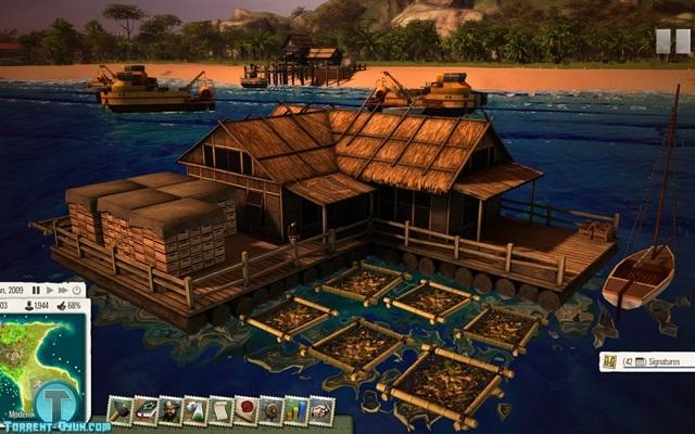 Скачать игру Tropico 5 Waterborne на ПК и ноутбук бесплатно через торрент.