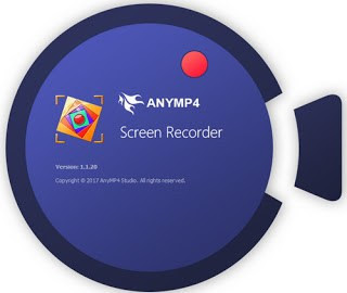 AnyMP4 Screen Recorder 1.2.20 [x86-x64]