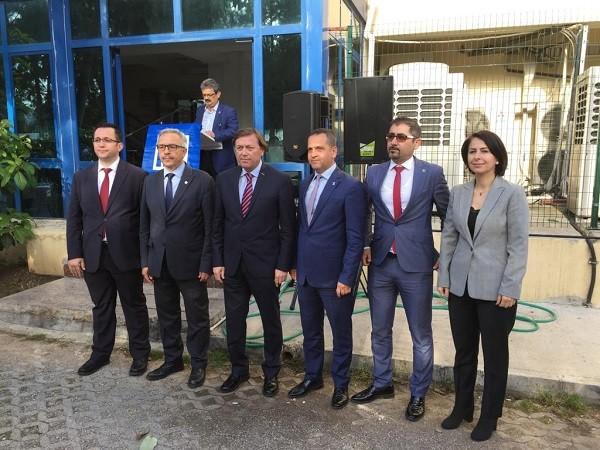 Antalya Çağdaş Demokrat Muhasebeciler Grubu  2019 Yılı Seçimleri İçin Aday Tanıtım Toplantısını 02 Mayıs 2019 Tarihine Yaptı.