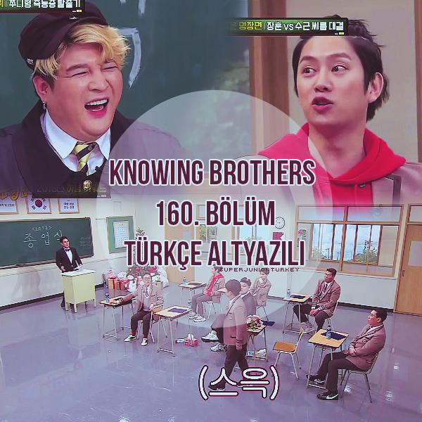 Knowing Brothers 160. Bölüm (Shindong, Norazo) [Türkçe Altyazılı] MVv2M7