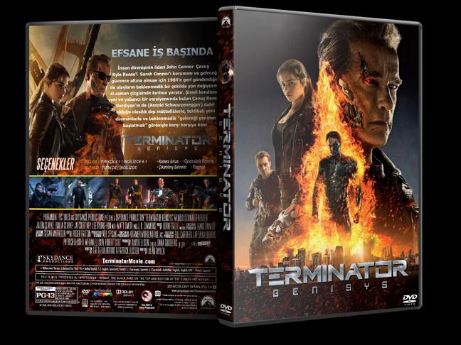 Terminator: Yaradılış – Terminatör Genisys 2015 DVD-9 DuaL TR-EN – Tek Link
