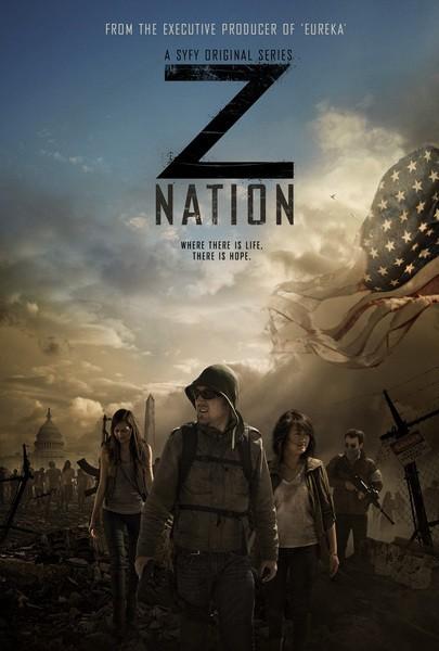 Z Nation 2.Sezon Tüm Bölümler XviD 720p HDTV Türkçe Altyazı – Güncel – Tek Link
