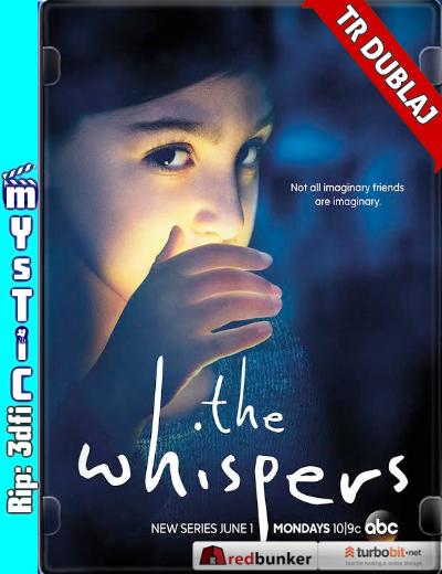 The Whispers (2015–) 1. Sezon İlk 12 Bölüm ( 720p WEBDL ) Türkçe Dublaj 3dfi dizi indir
