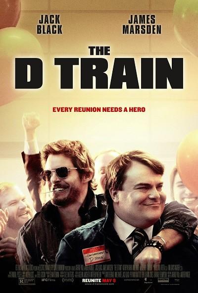 The D Train 2015 ( BRRip XviD ) Türkçe Dublaj
