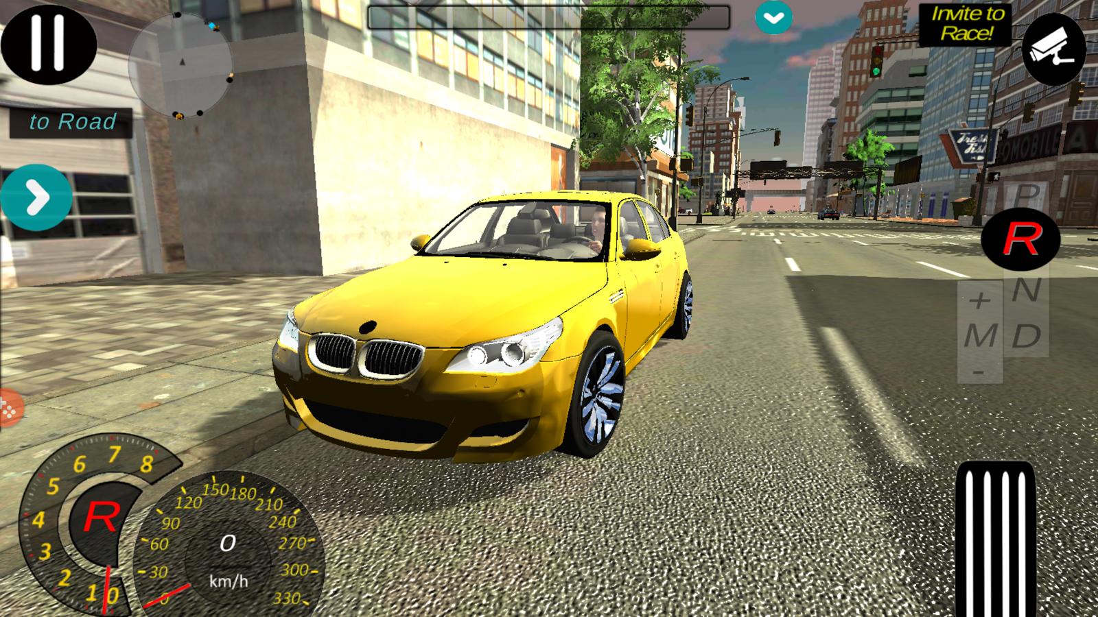 Real Car Parking 3D Apk İndir
