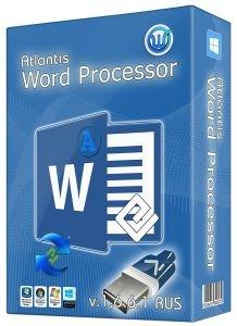 Atlantis Word Processor Full+Portable İndir