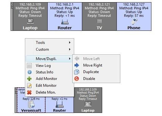 Veronisoft VS IP Monitor Full