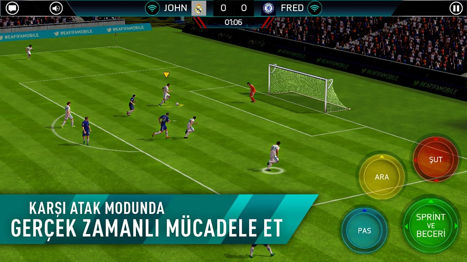 FIFA Soccer Android