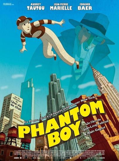 Hayalet Çocuk – Phantom Boy 2015 (DVDRip XviD) Türkçe Dublaj indir