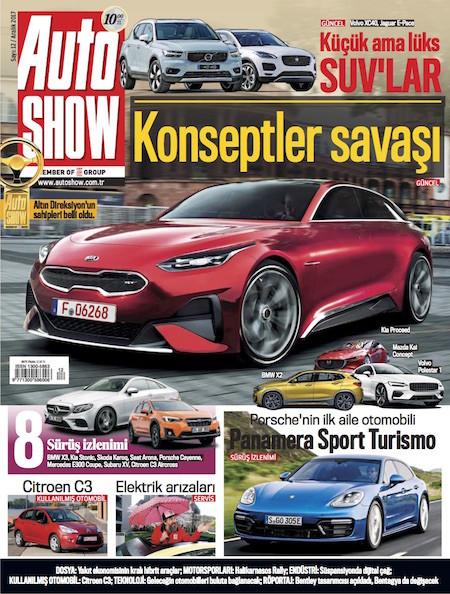 Auto Show Aralık 2017