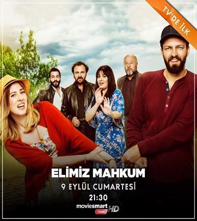 Elimiz Mahkum 2017 HDTV 720p indir