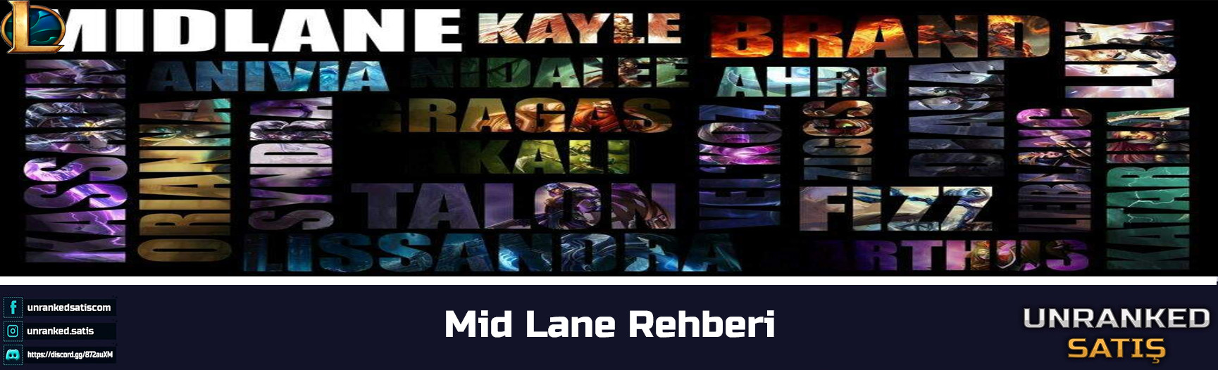 mid lane rehberi
