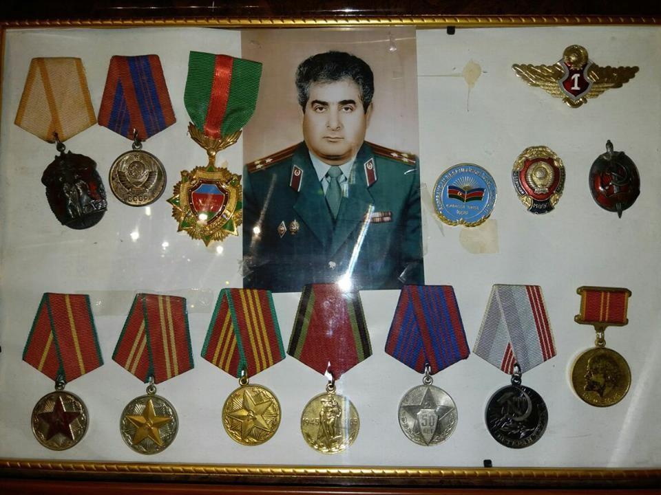 TƏBRİK: Abdullayev Abduləli Mehman oğlu- 79