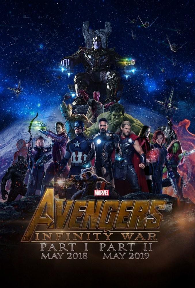 Sonsuzluk Savaşı – Avengers: Infinity War 2018 Türkçe Dublaj – Fragman