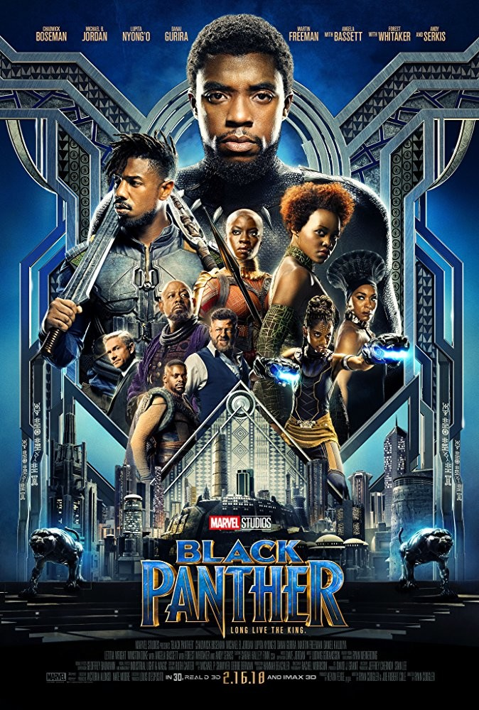 Kara Panter – Black Panther 2018 – Fragman
