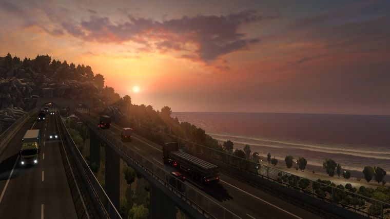 Euro Truck Simulator 2 İtalya Paketi Hazır!