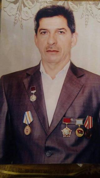 TƏBRİK: Təbriz Yusif oğlu Bəhramov-50