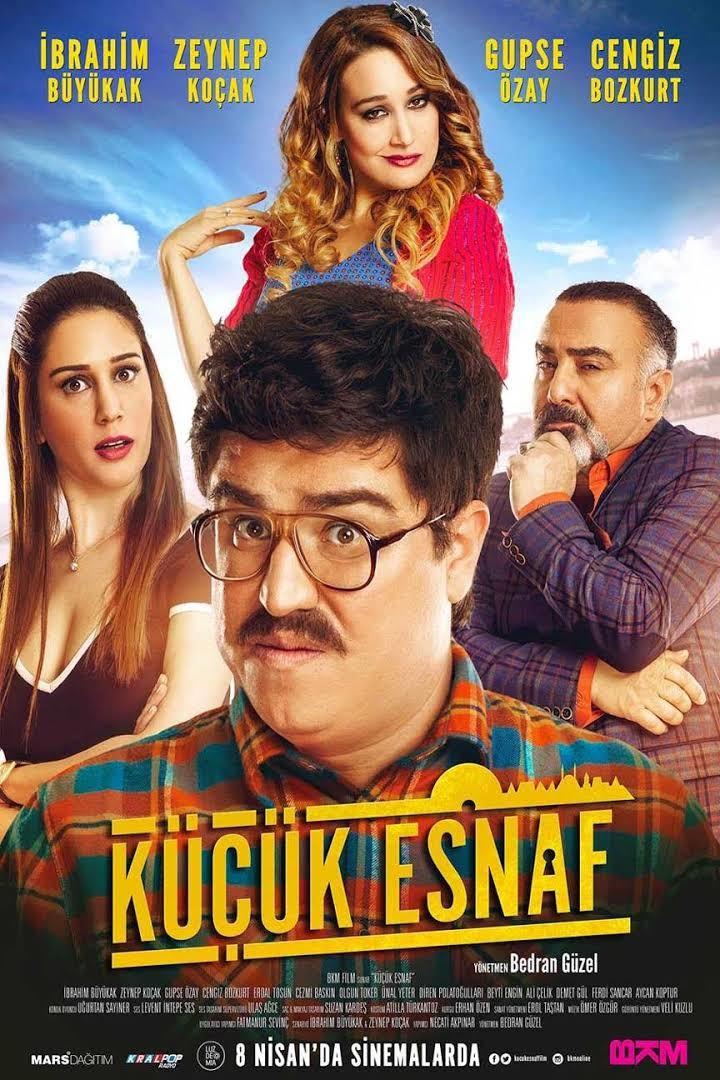 Kucuk Esnaf (2016) DVDRip - Torrent - DCRGDizi.com