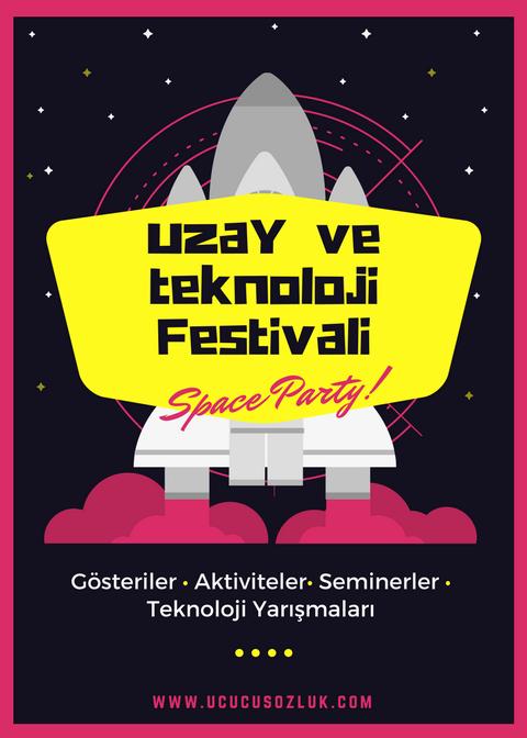 Uzay ve Teknoloji Festivali