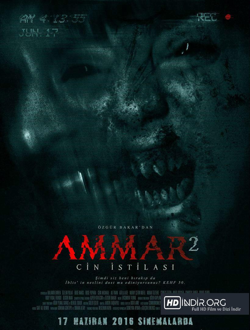 Ammar 2: Cin İstilası indir (2016) Yerli Film HD İndir