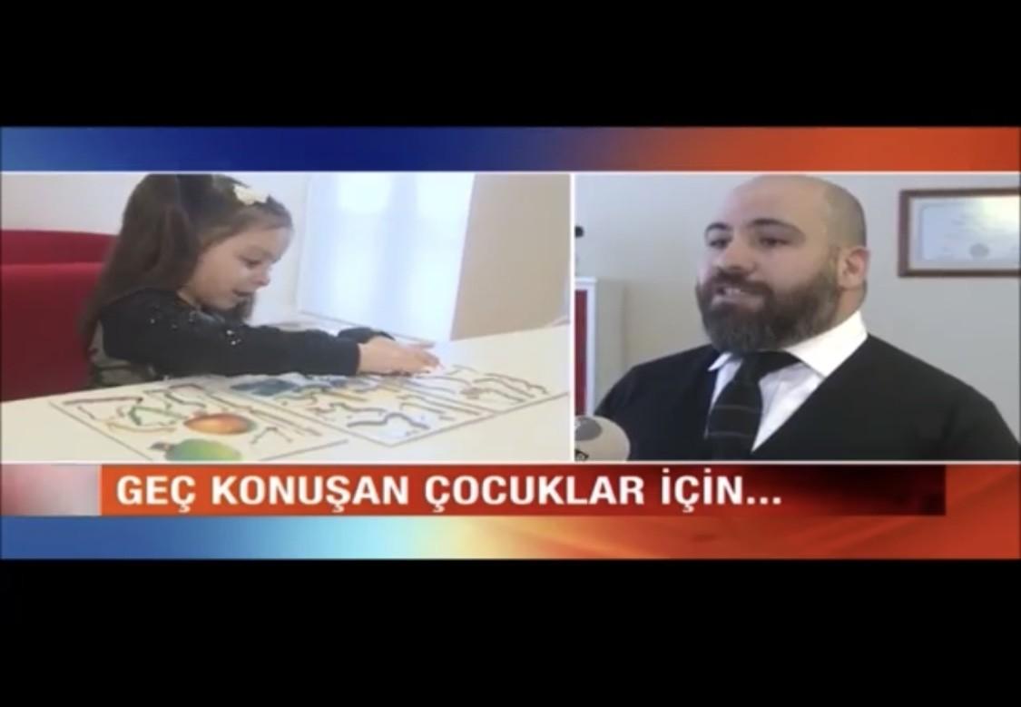 Uzm. Dil ve Konuşma Terapisti Serkan Bengisu - Kanal D Haber