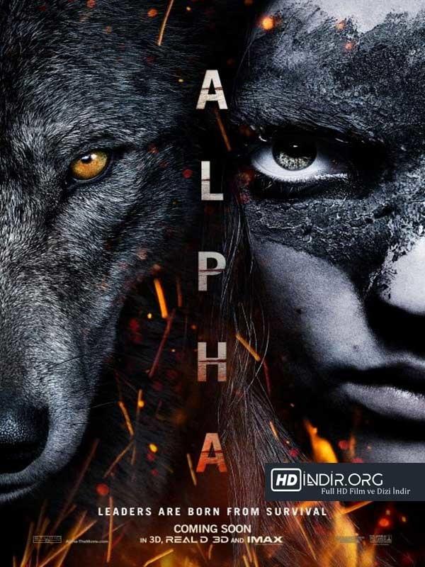 Alpha indir (2018) Türkçe Dublaj Tek Link İndir