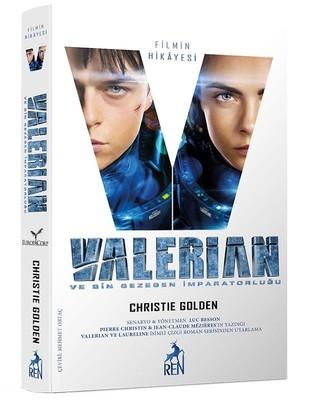 Christie Golden Valerian ve Bin Gezegen İmparatorluğu Pdf