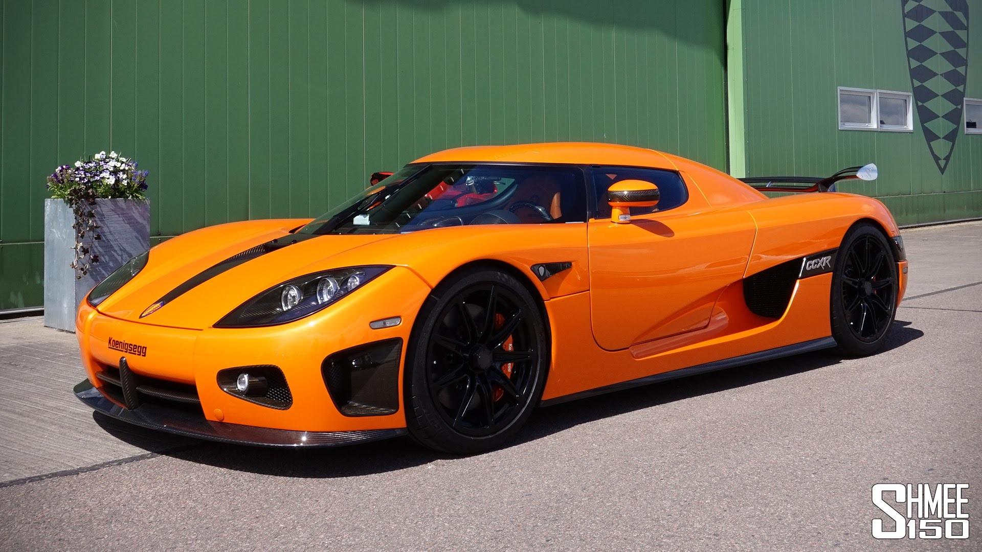 dünyanın en hızlı 10 arabası sekizinci