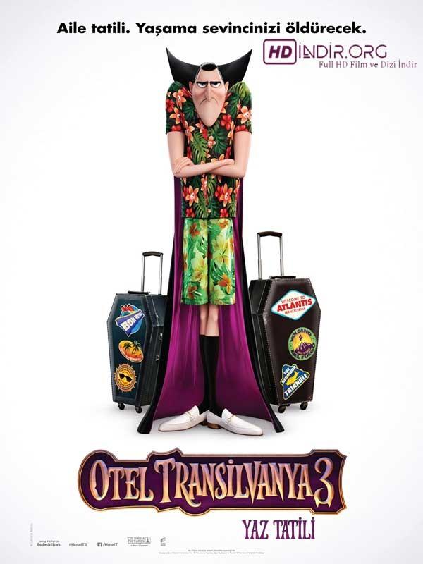 Otel Transilvanya 3: Yaz Tatili indir (2018) Türkçe Dublaj Full HD Tek Link