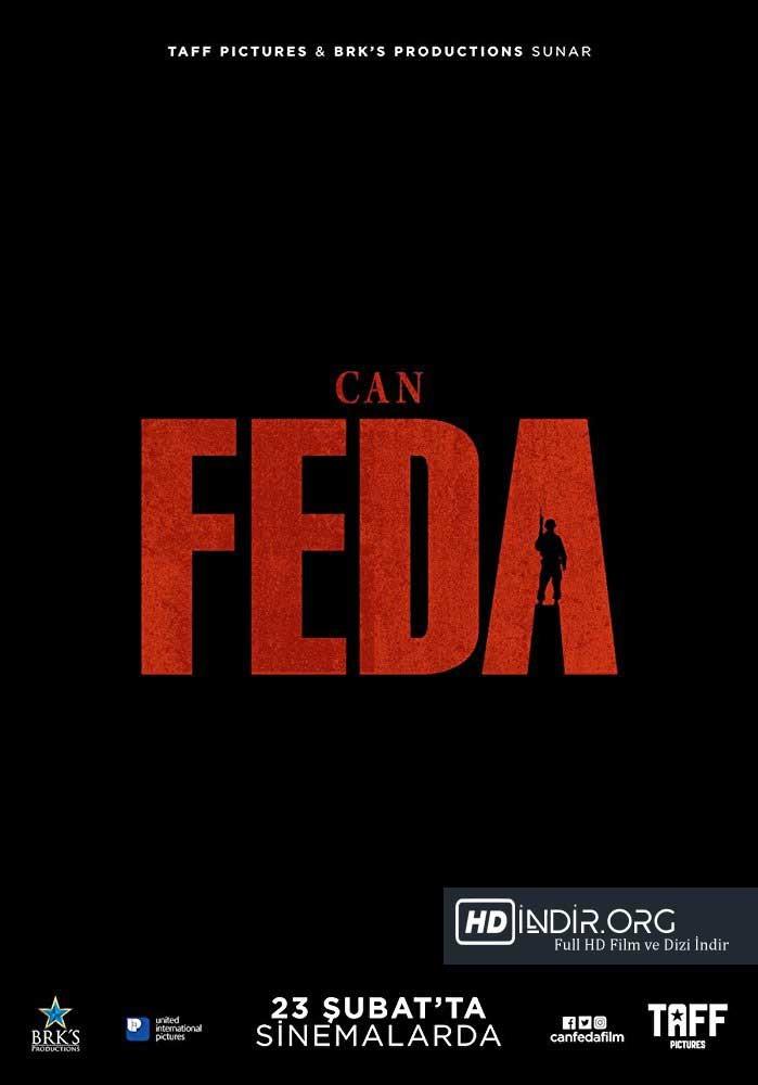 Can Feda indir (2018) Yerli Film Full HD İndir