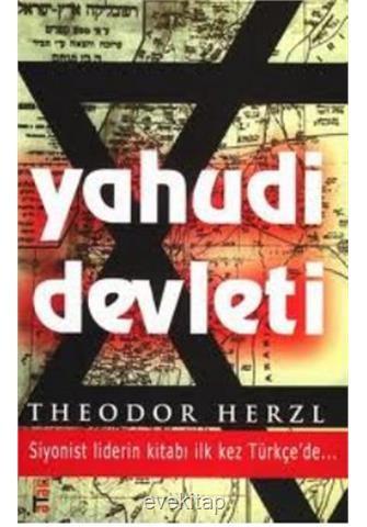 Theodor Herzl Yahudi Devleti Pdf