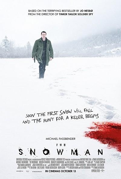 Kardan Adam – The Snowman 2017 Türkçe Dublaj indir