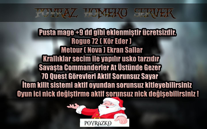 Yen� ac�ld� ▬► ▌{ t�rk�yen�n en �y� 1453 homeko  server� poyrazko )+1.000 onl�ne ▌